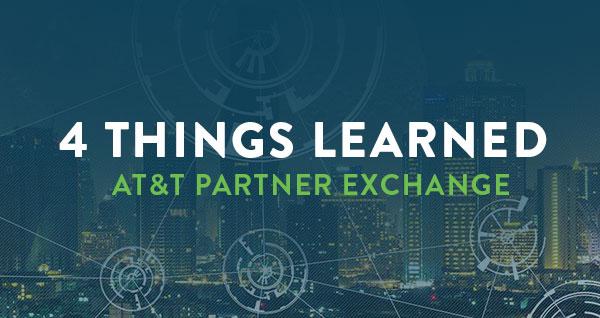 AT&T Partner Exchange Summit 2016