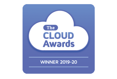 The Cloud Awards Winner 2019-20