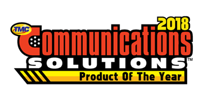 TMC Communications Solutions Product of the Year 2018