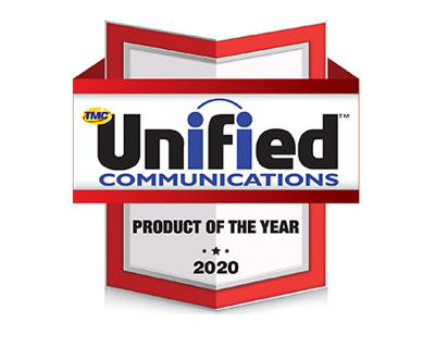 TMC Unified Communications Product of the Year 2020
