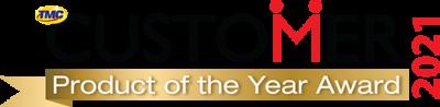 TMC CUSTOMER Product of the Year Award