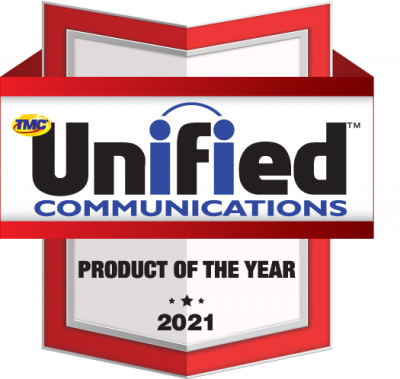 TMC Unified Communications Product of the Year Award