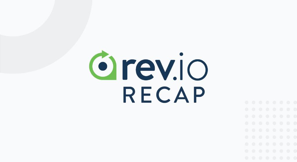 Rev.io Client Summit